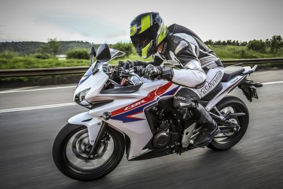 Veja aqui os detalhes da nova moto da Honda