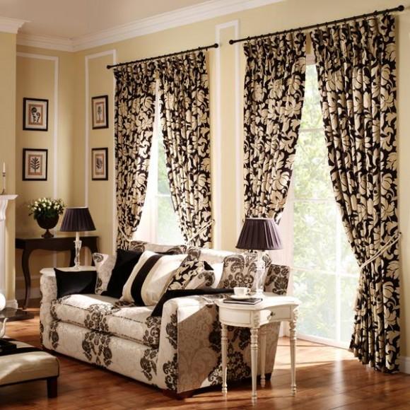 Como escolher a cortina ideal para a sua casa (imagem ilustrativa)